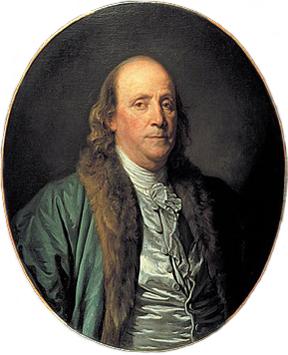 Testimonial Benjamin Franklin