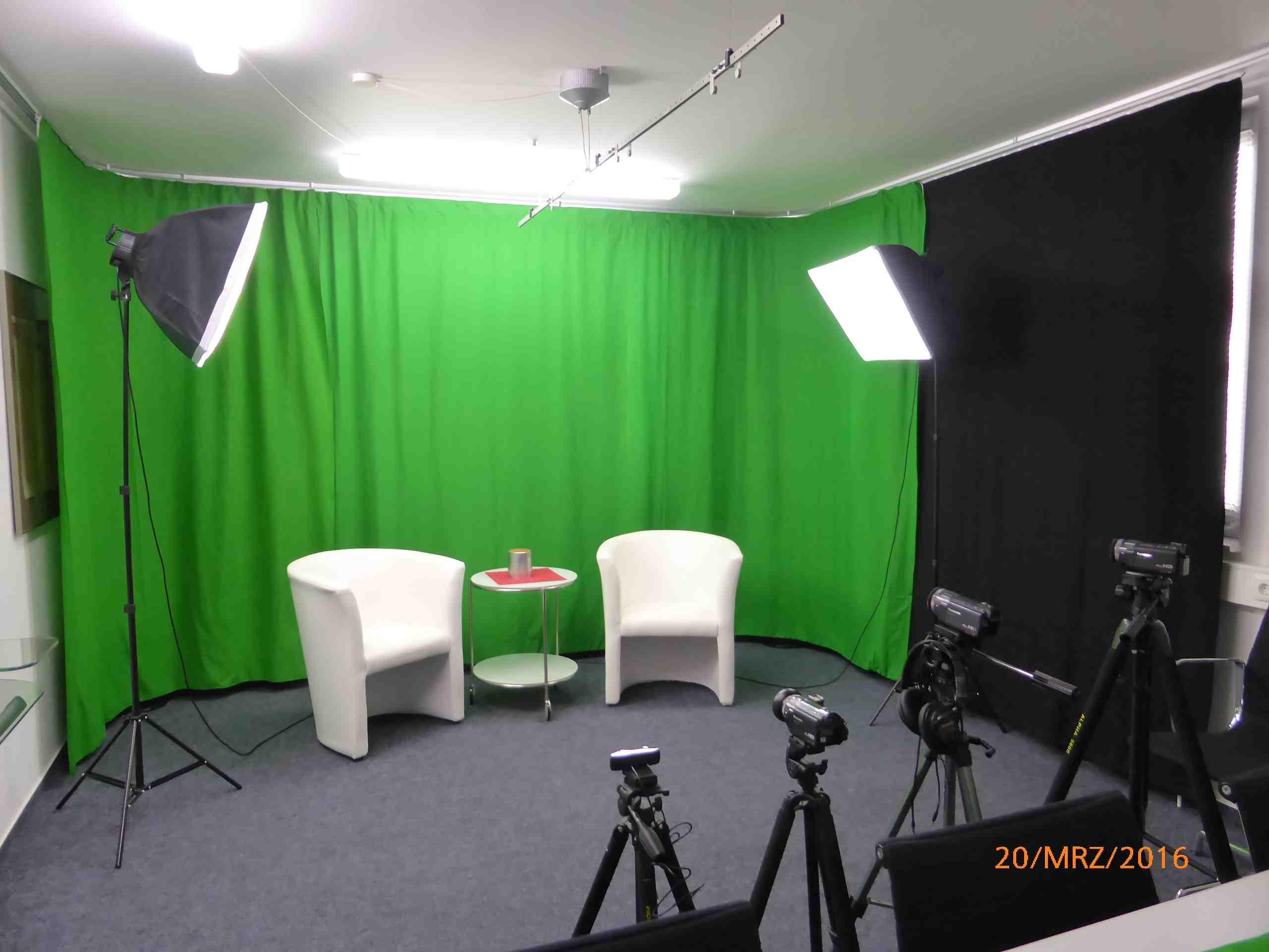 profiTel jetzt mit eigenem Videostudio